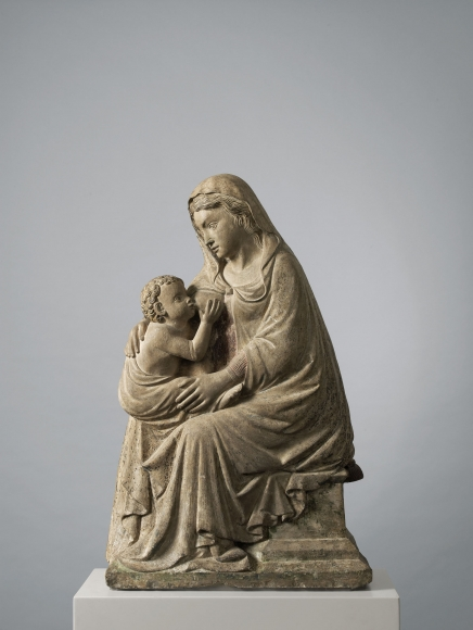 Virgo Lactans (The Nursing Virgin), Lombardy,Italy