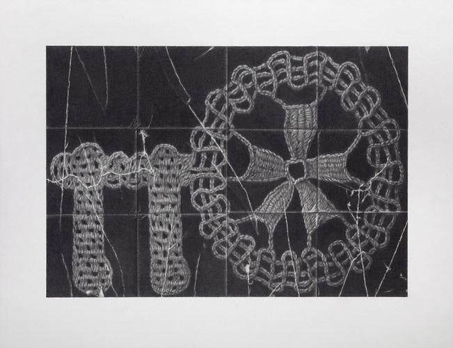 David Musgrave Crochet animal, 2008