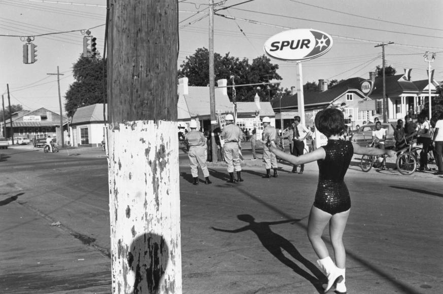 Lee Friedlander Lafayette, Louisiana, 1972