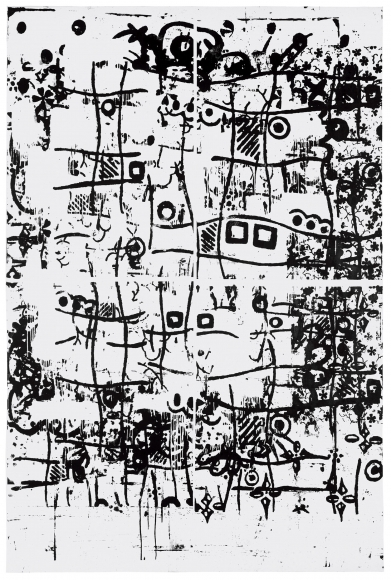 Christopher Wool Untitled, 1995