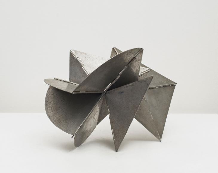 Lygia Clark, Bicho (maquette), 1960