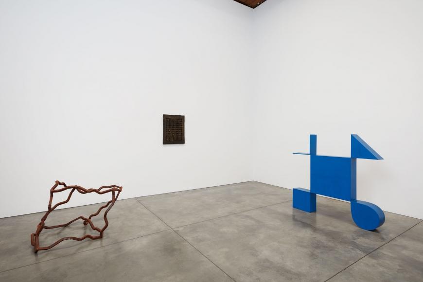 Sculpture, Installation view