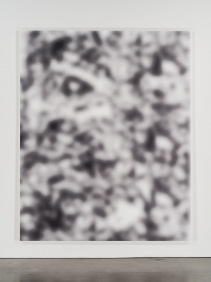 Jeff Elrod, Untitled (blur), 2016