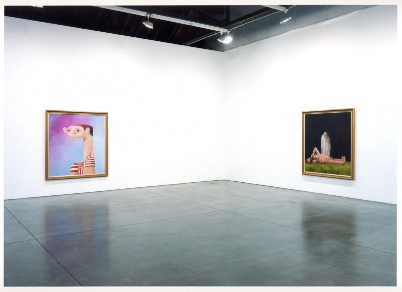 George Condo, Existential Portraits
