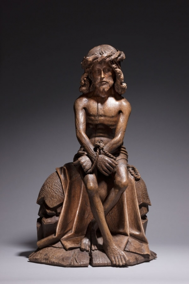 Christ on the Cold Stone, c. 1490