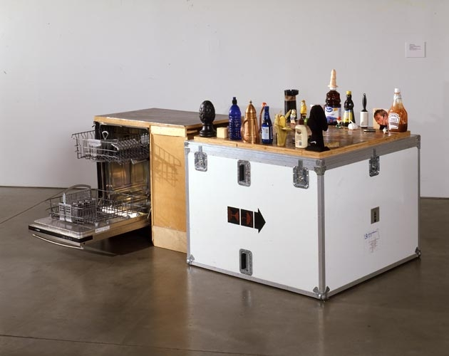 Paul McCarthy Kitchen Set, 2003