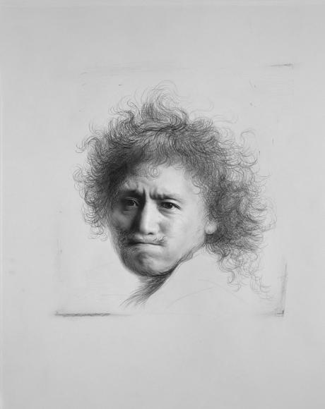 Yasumasa Morimura, Face Study V, 1994,  Gelatin silver print,  Edition of 10