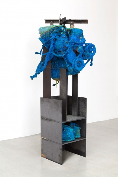 Roger Hiorns Untitled, 2015