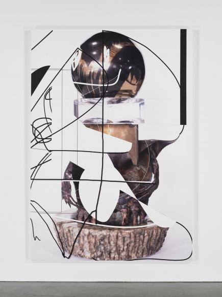 Jeff Elrod, Brutalist Study I, 2016