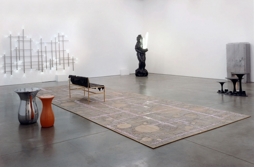 Mattia Bonetti, Installation view