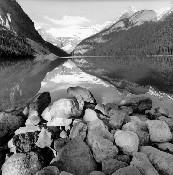 Lee Friedlander Lake Louise, Alberta, Canada, 2000 / Printed 2006