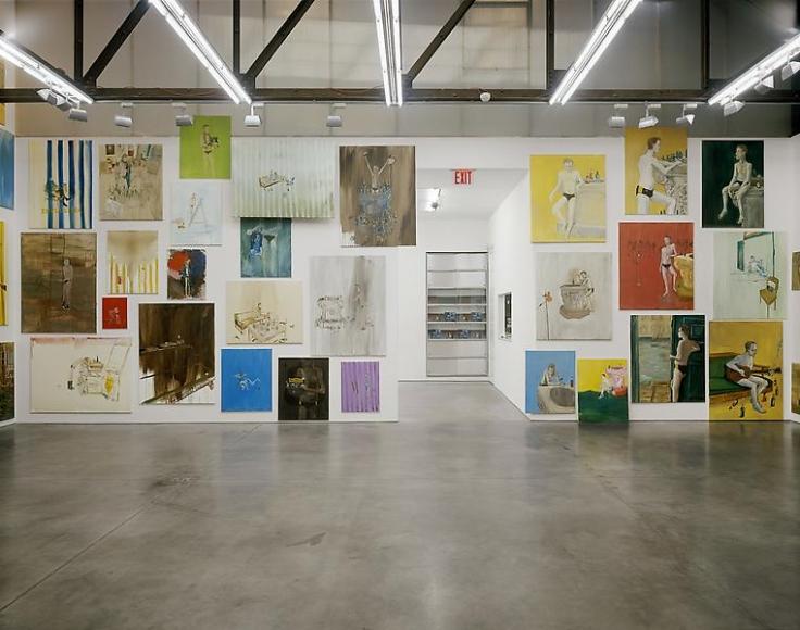 Ragnar Kjartansson, Installation view