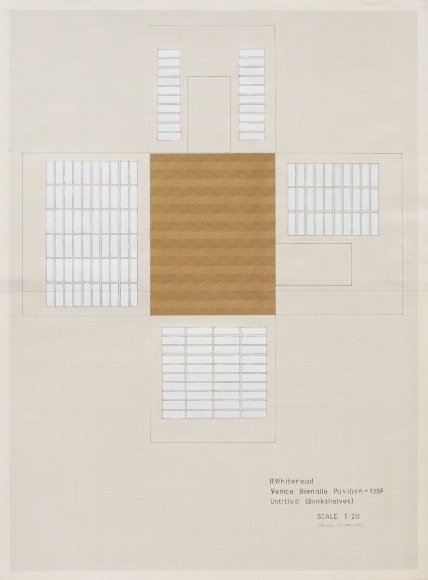 Rachel Whiteread Untitled (Paperbacks), 1997