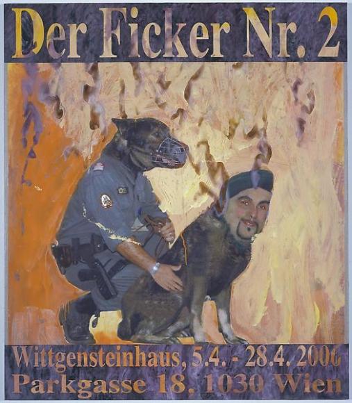 Franz West Der Ficker, 2006