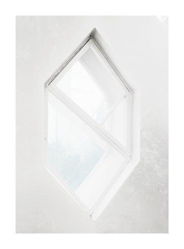 Luisa Lambri Untitled (Melnikov House, #05), 2005