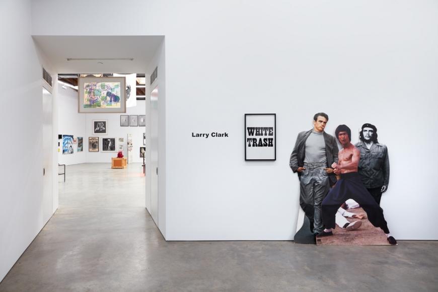Larry Clark, White Trash