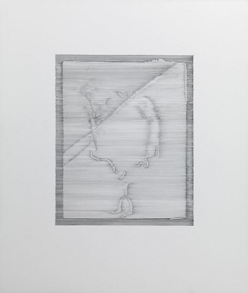 David Musgrave Document drawing no. 1, 2013