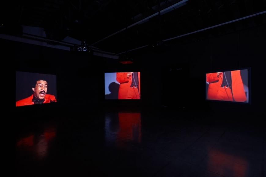 Glenn Ligon Live, 2014