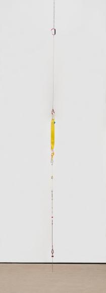 Jac Leirner Hardware Seda Vertical, 2014