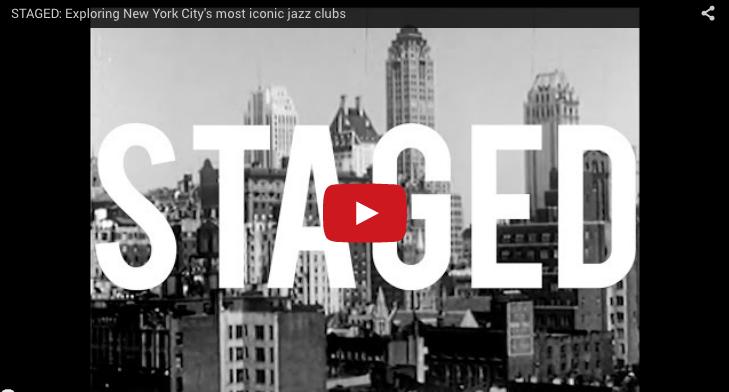 The Vinyl Factory documentary aboutJason Moran'sSTAGEDat the 56th Venice Biennale (2015)