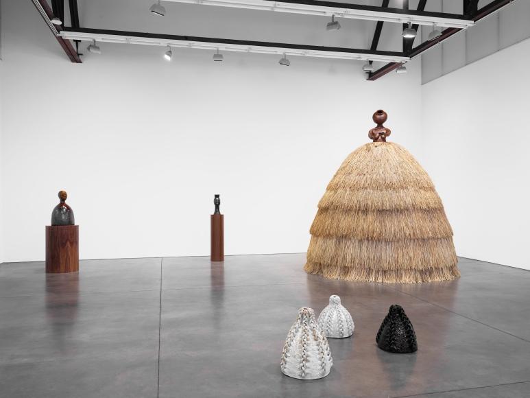 Simone Leigh, Installation view
