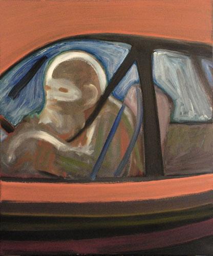 Charles Black Driver, 2003