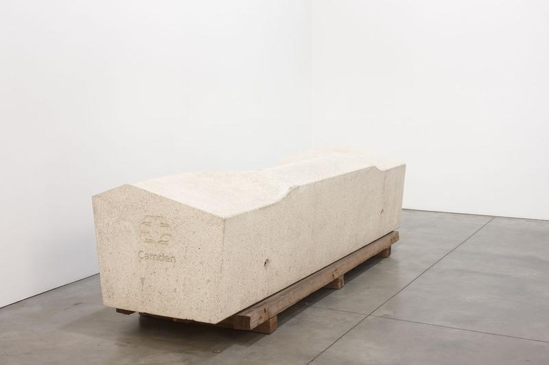 Roger Hiorns Untitled (Security Object), 2013