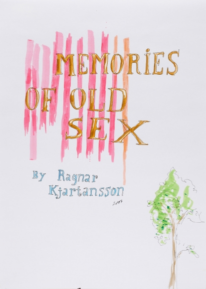 Ragnar Kjartansson, Untitled (memories of old sex by Ragnar Kjartansson), 2007