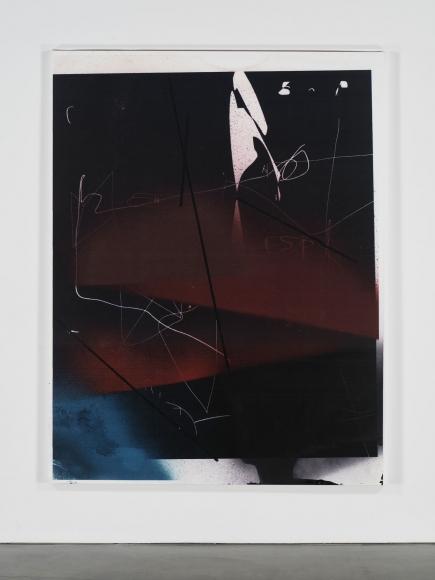 Jeff Elrod, Distant Landscape, 2016