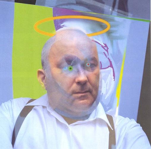 Richard Hamilton Portrait of Dieter Roth, 1998
