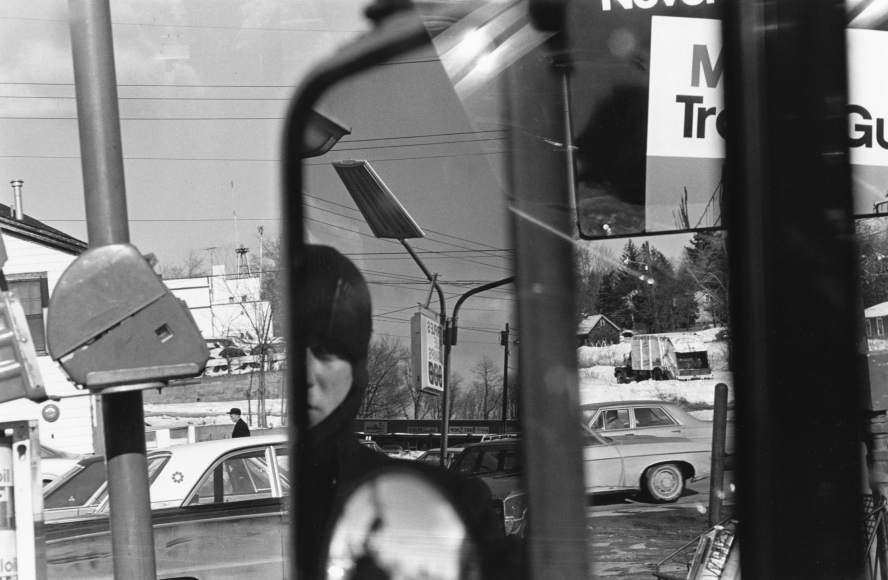 Lee Friedlander Hillcrest, New York, 1970