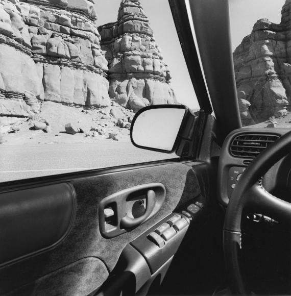Lee Friedlander North Dakota, 2002 / Printed 2017