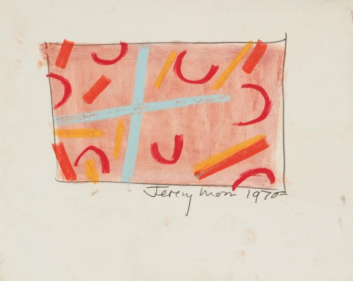 Jeremy Moon, Drawing [1970], 1970