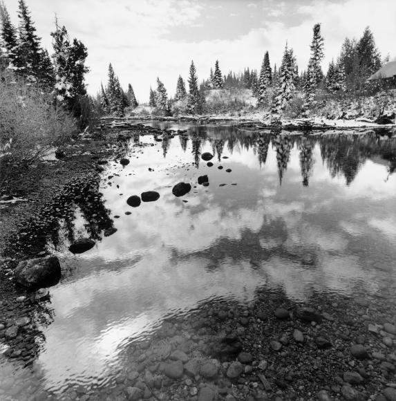 Lee Friedlander Grand Teton National Park, Wyoming, 2009 / Printed 2009