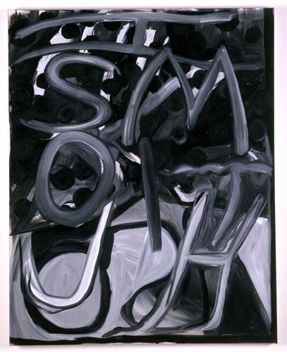 Josh Smith Untitled, 2006