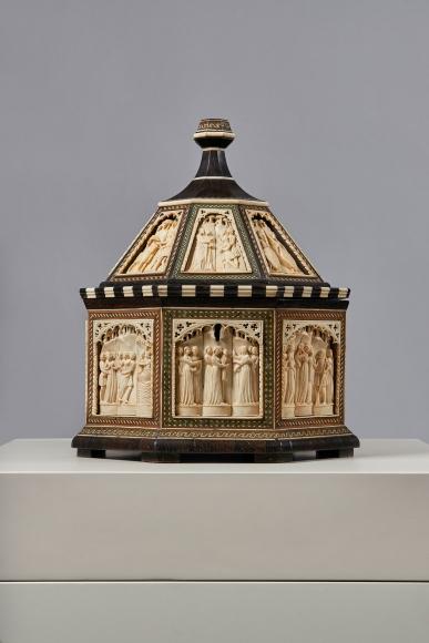 Workshop of Baldassare Embriachi (active 1390–1409)