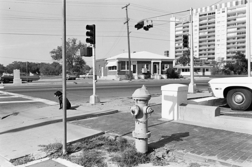 Lee Friedlander Albuquerque, 1972