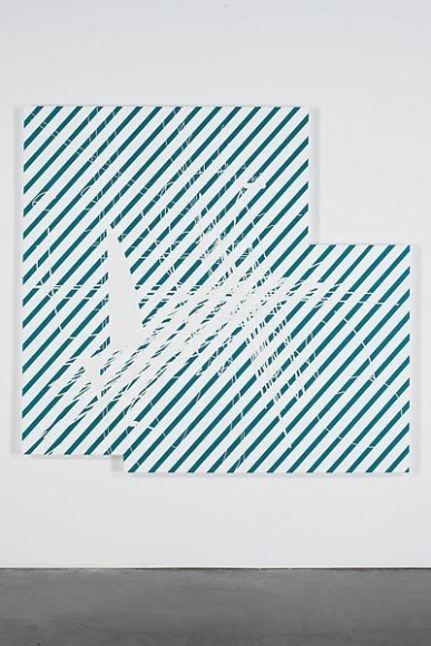 Jeff Elrod Invisible Drawing,2014