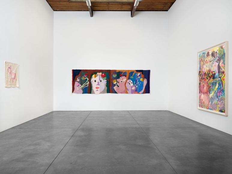 Christina Forrer, Installation view