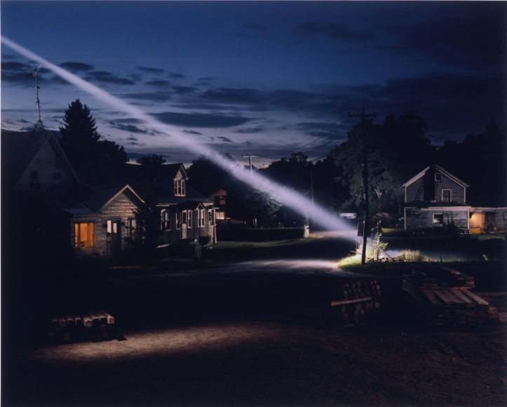 Gregory Crewdson, Untitled (ray of light), 2001