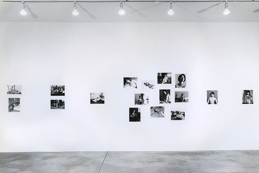 Nobuyoshi Araki, Sophie Calle, Larry Clark, Jack Pierson, Barry X Ball
