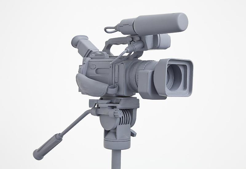 Tom Friedman, Untitled (video camera), 2012