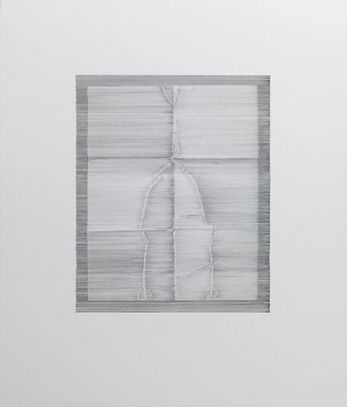 David Musgrave Document drawing no. 3, 2013