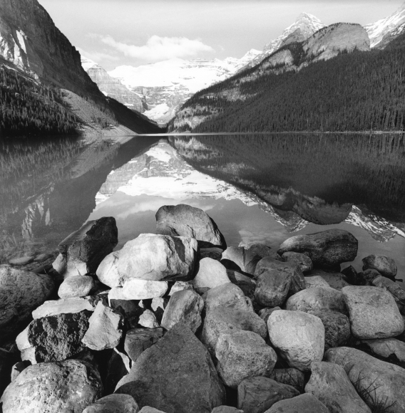 Lee Friedlander Lake Louise, 2000