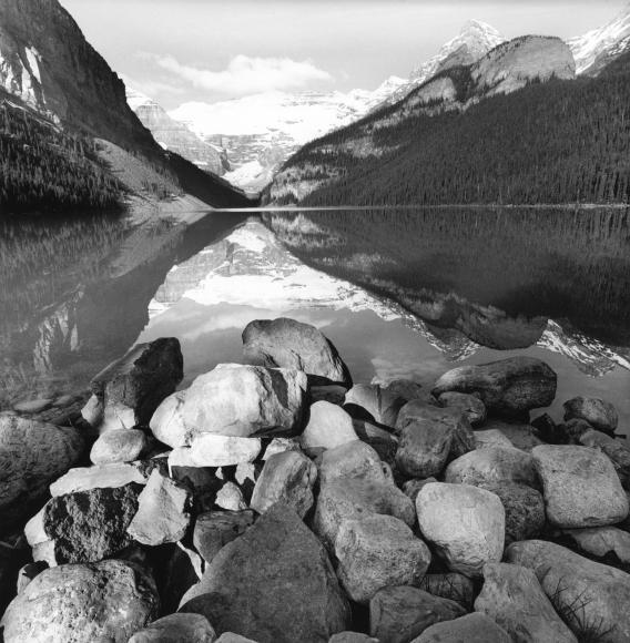 Lee Friedlander Lake Louise, 2000