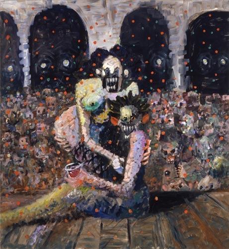 George Condo, Symphony No. 1, 2005