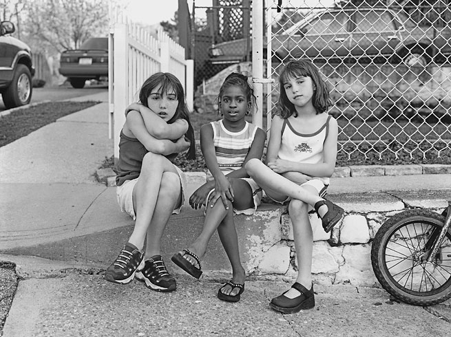 Tiffany Edwards Three Kids, 2002