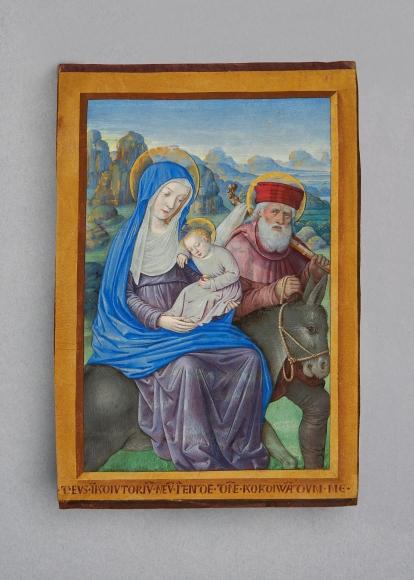 Jean Bourdichon (c. 1457/8-1521)