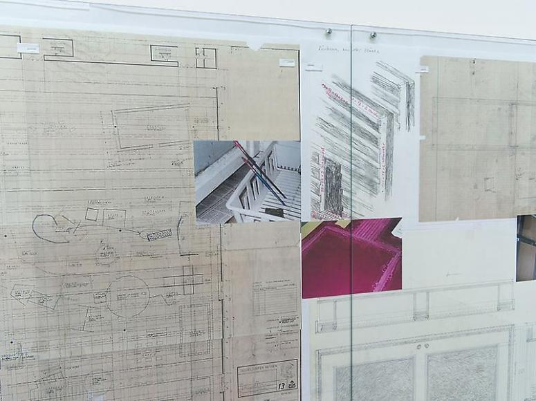 Reinhard Mucha Der Bau. Auszüge aus dem großen Kalender, [2000], 1999