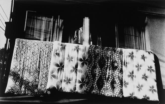 Daido Moriyama Setagaya, 1976